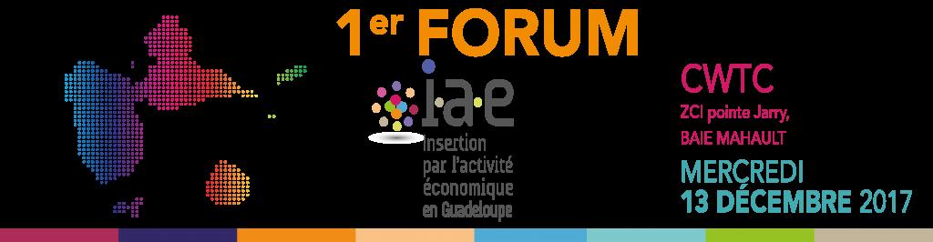 1er forum de l'IAE en Guadeloupe